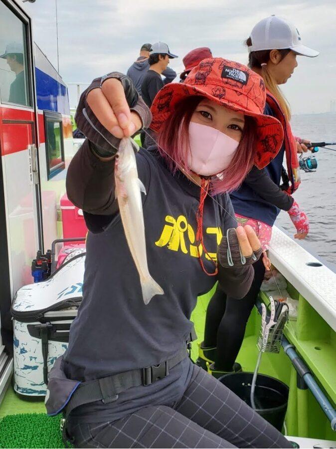 5月の爆モンは、シロギス釣りをピックアップ!