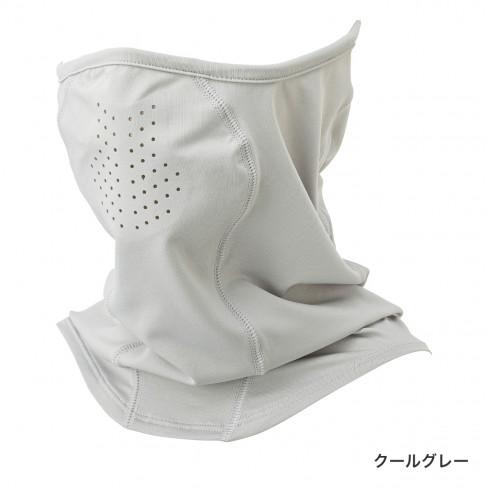 シマノ『AC-091Uサンプロテクションクール フェイスマスク』『AC-061R サンプロテクション フェイスマスク』