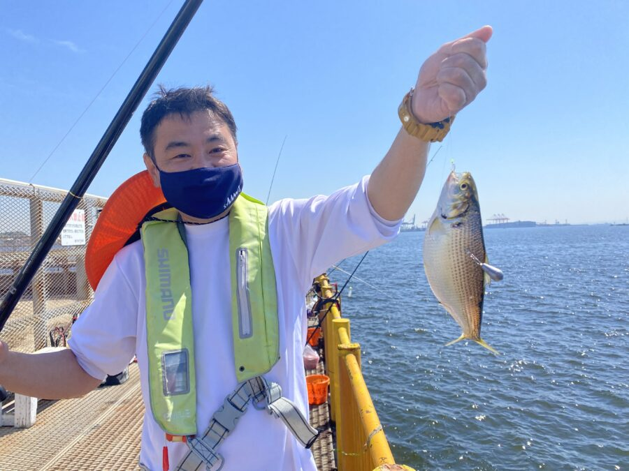 ラジオ連動企画『やろうよ釣り!』〜はじめての海釣り公園(サビキ・ちょい投げ釣り)〜