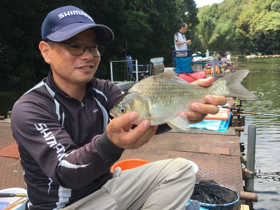 9月の爆モンは、管理釣り場でのへら鮒釣りをピックアップ!